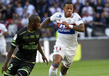 VIDEO - Samenvatting: Lyon - Guingamp