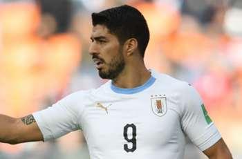 LIVE: Uruguay vs Saudi Arabia
