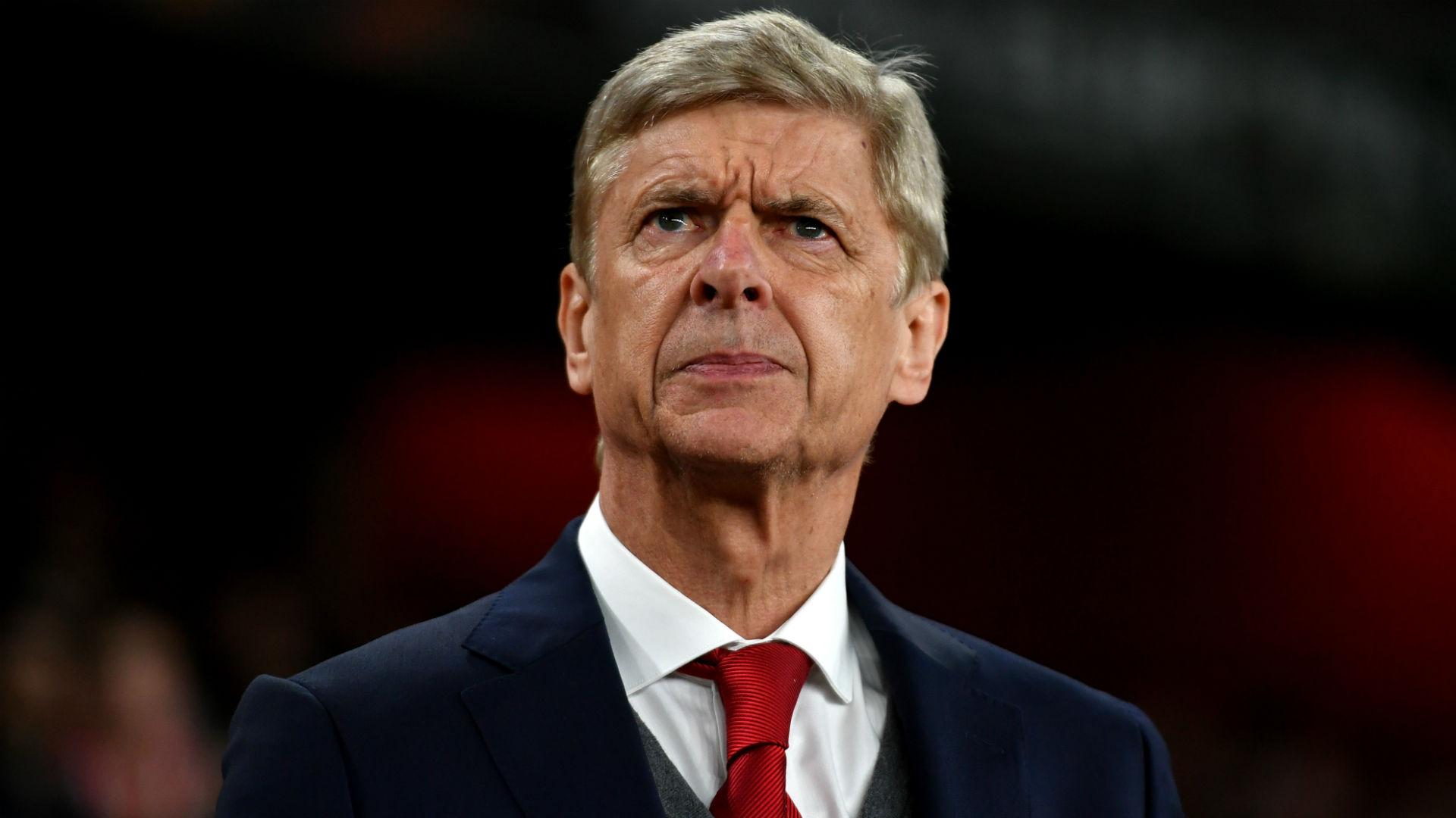 HD Arsene Wenger Arsenal