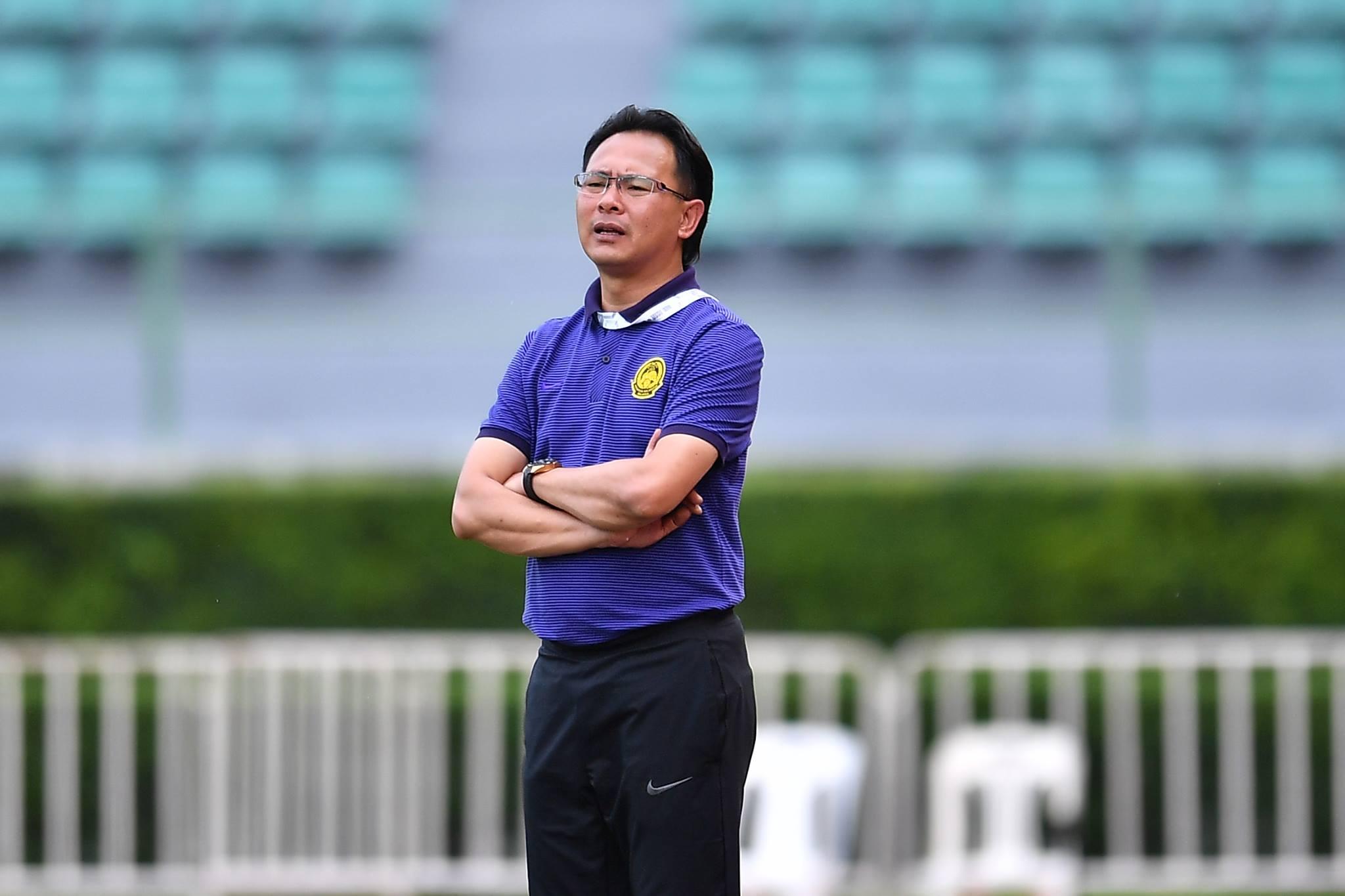 Ong Kim Swee, Malaysia U23, U23 AFC Championship qualifiers, 19072017