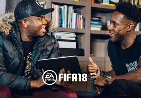 FIFA 18 Matchup 1: Big Shaq vs Danny Welbeck