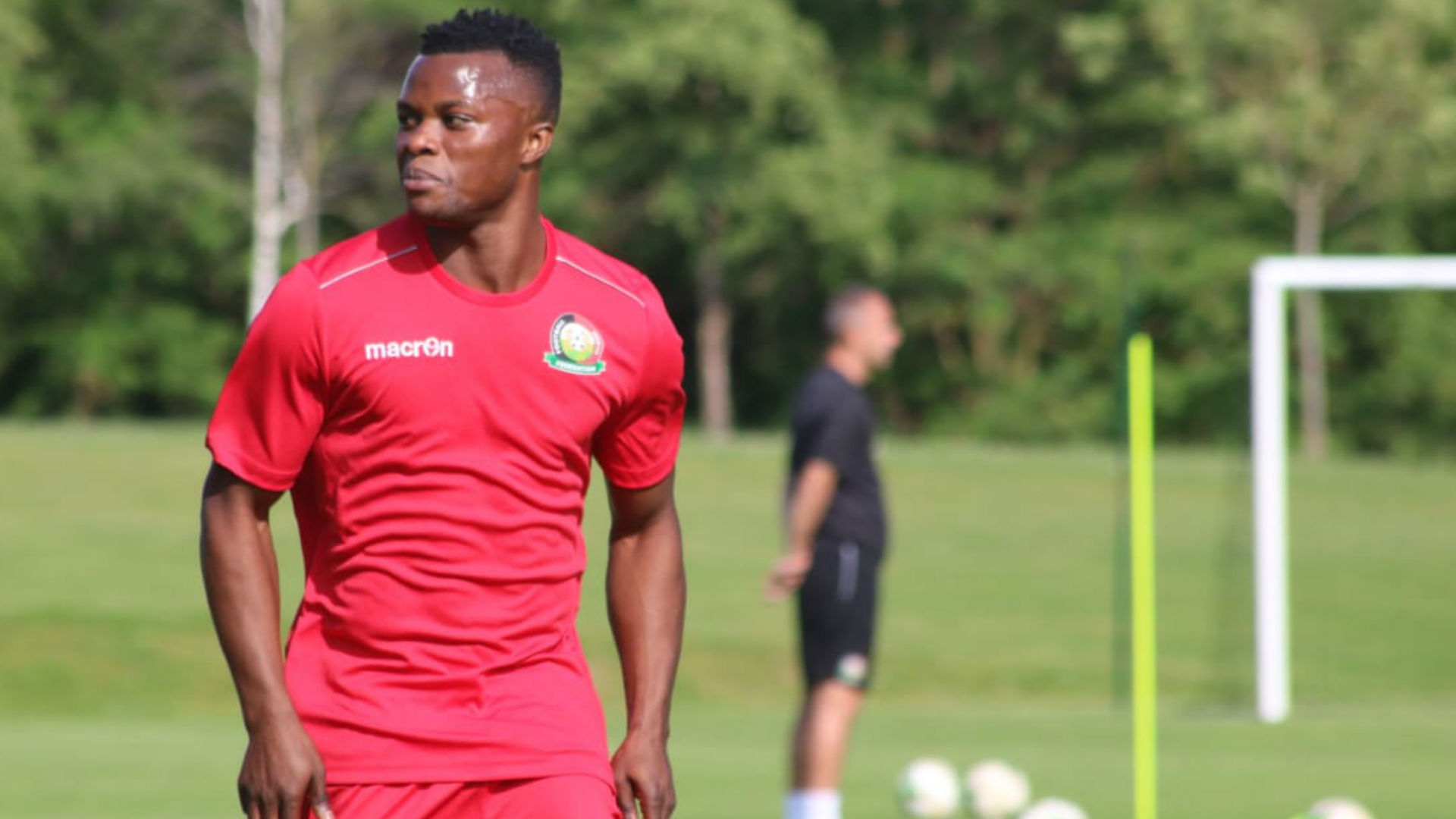 Afcon: I will add more pressure to Harambee Stars attacking area, says Ayub Timbe