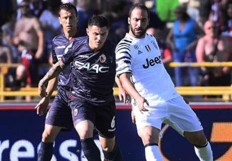 FT: Bologna 1-2 Juventus