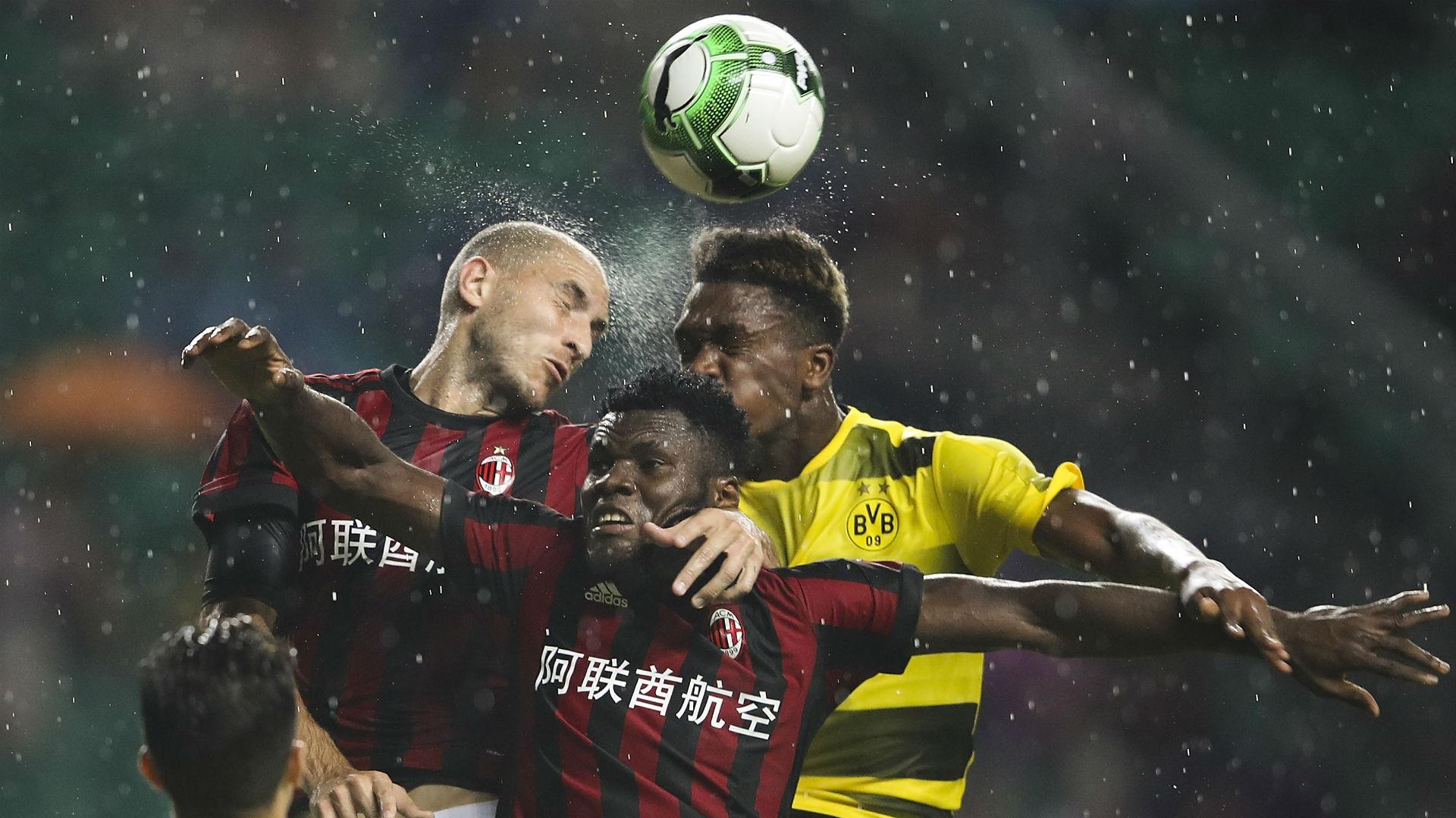 AC Milan Borussia Dortmund
