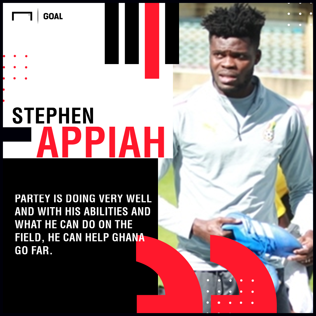 Atletico Madrid's Thomas Partey can lead Ghana to Afcon glory, says Stephen Appiah