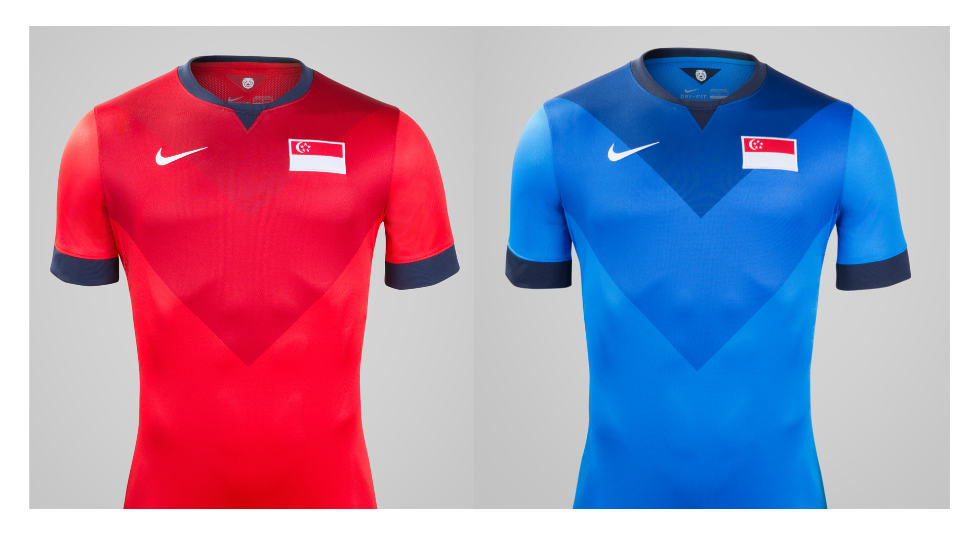 Singapore home and away