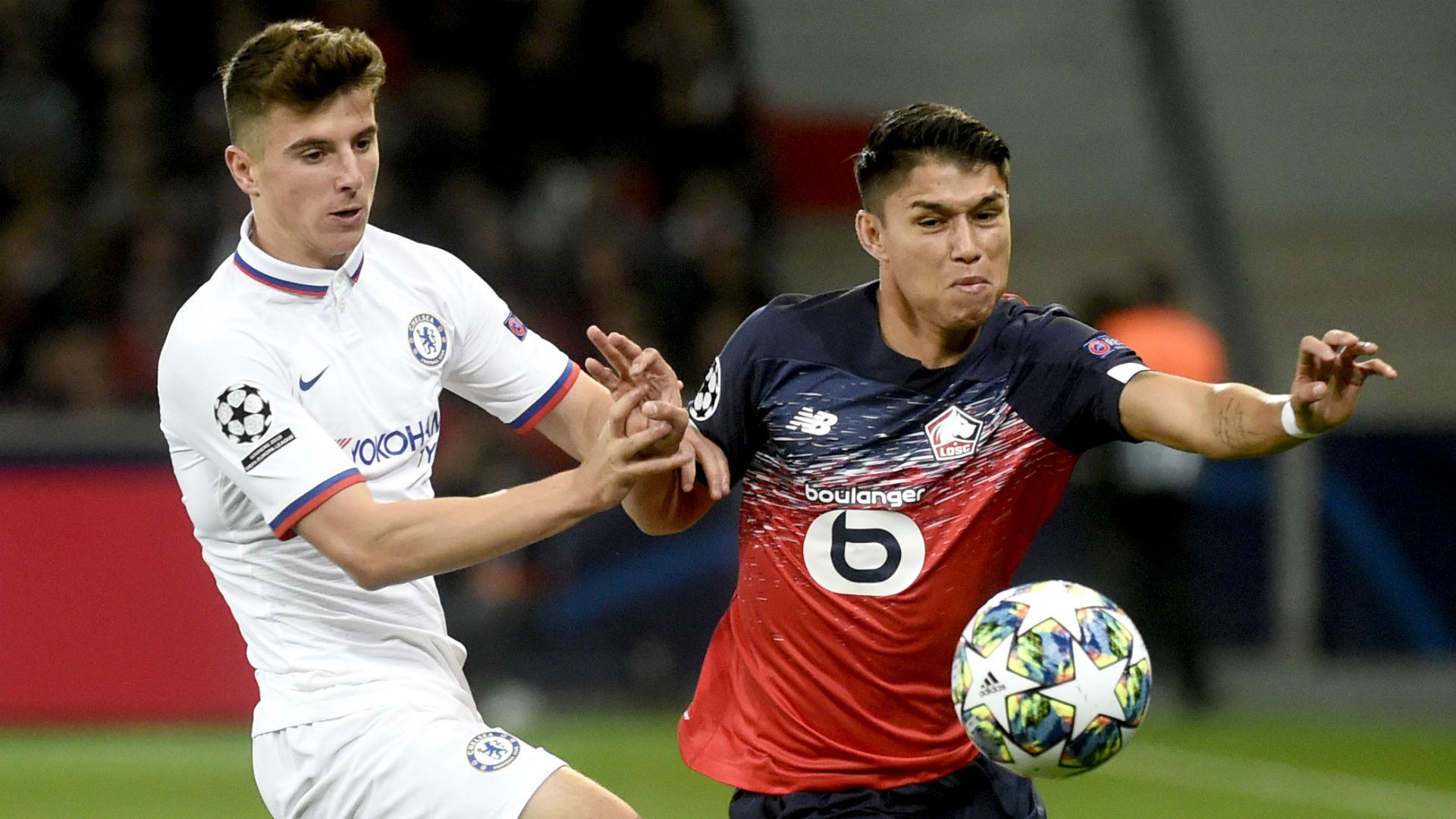 LOSC-Chelsea (1-2), Lille reste au point mort