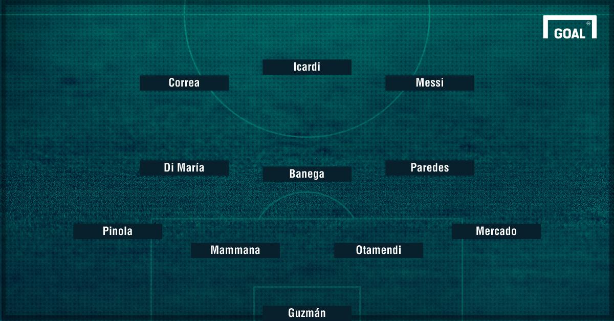 Messi ya entrena con Argentina junto a Sampaoli