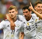 Por qué Alemania llevó un equipo B
