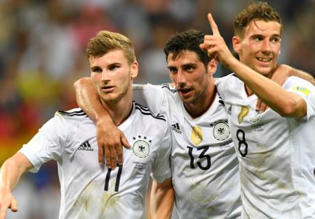 ►Gol da Alemanha gera piada