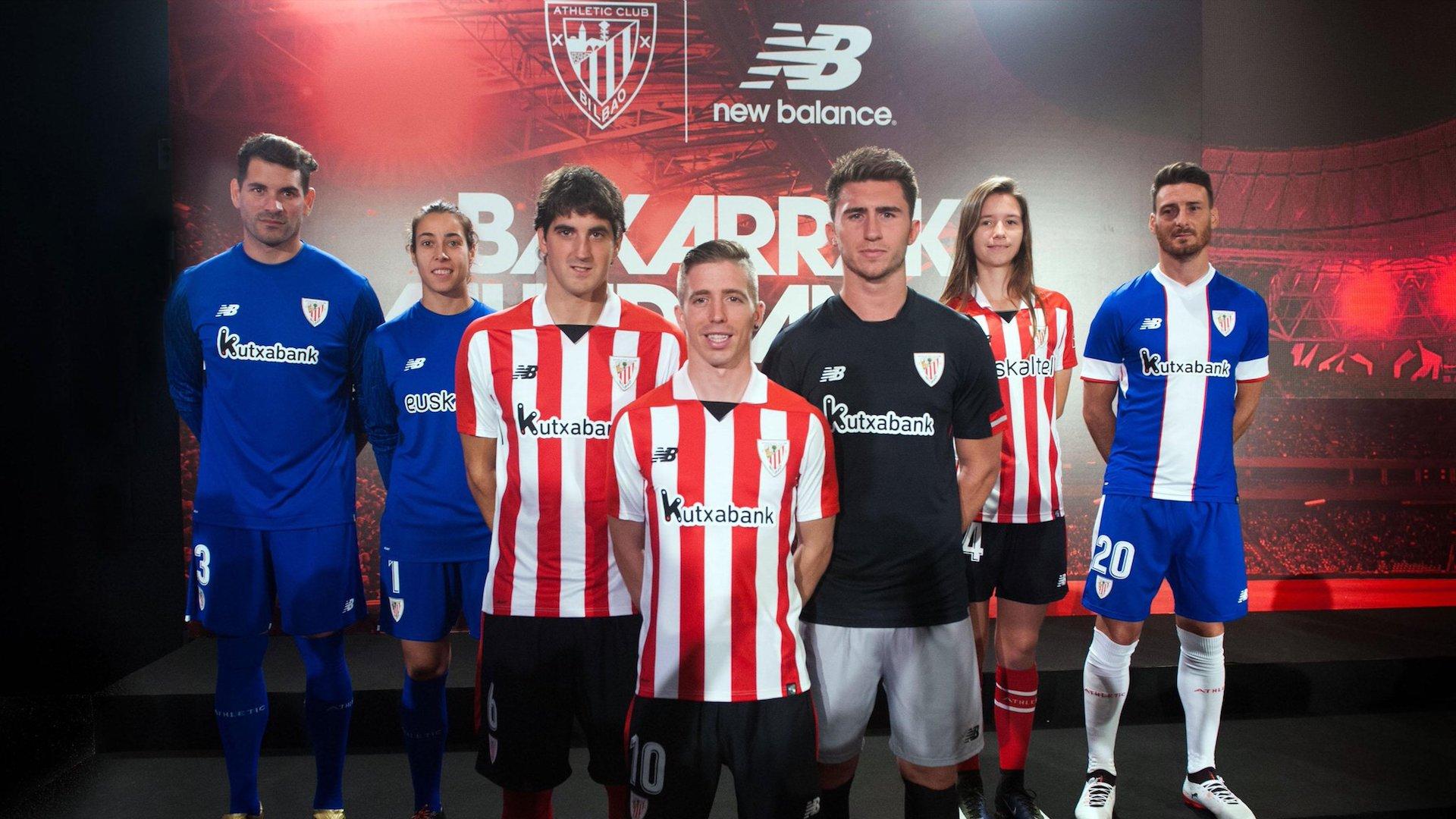 Athletic Club kit 2017-2018