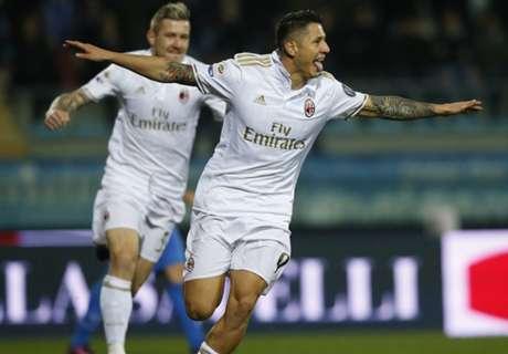 Empoli-Milan 1-4, résumé de match