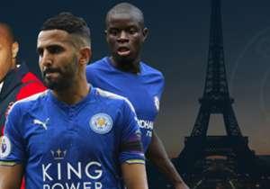 Paris und seine Banlieues sind ein Sammelbecken herausragender Talente. Doch PSG schlug daraus bisher viel zu wenig Kapital. Goal zeigt heutige Stars, die in Paris und Region aufwuchsen, in der Jugend aber nie für PSG spielten.