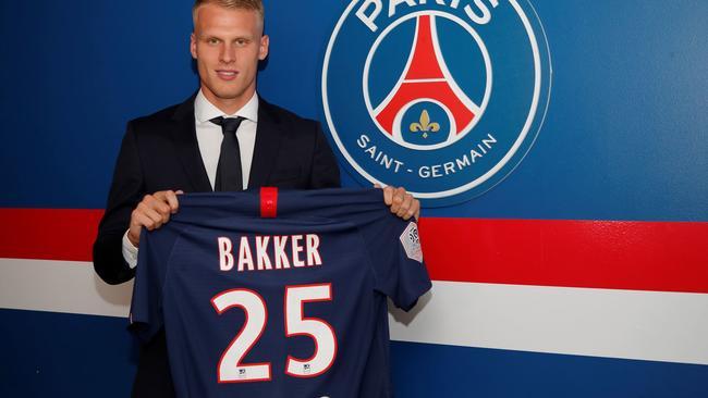 Mercato - PSG : Mitchel Bakker explique pourquoi il a signé