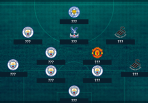 After Man City's 4-0 trouncing at the hands of Everton, Arsenal comfortably beating Swansea and Man Utd's draw with Liverpool, there were plenty of options to choose from for Goal's worst team of the week in the Premier League...