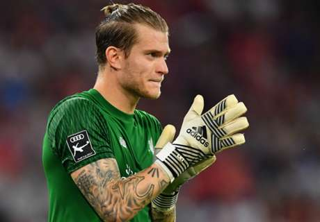 Karius braced for battle with Mignolet