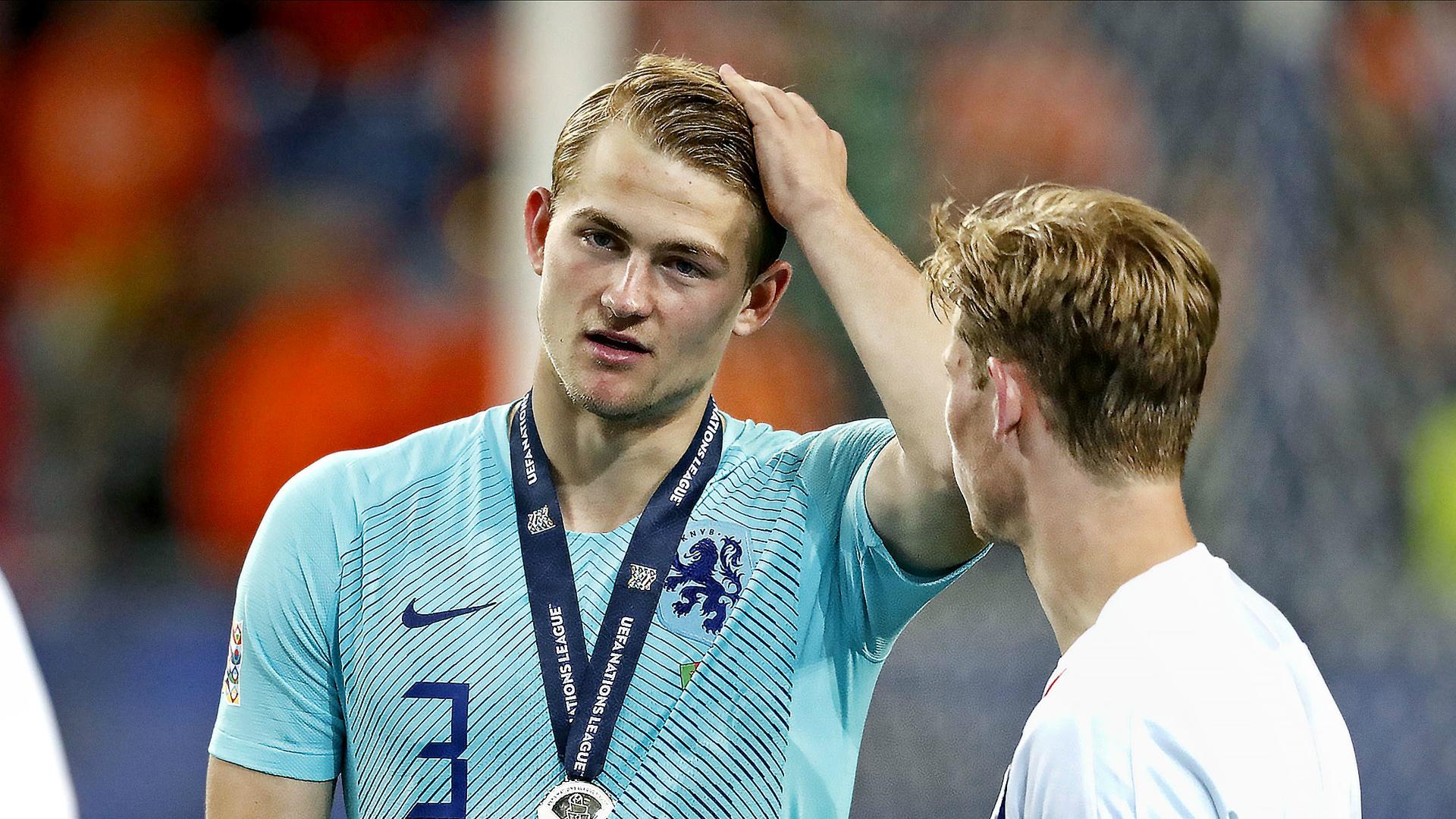 """Ajax, De Ligt se confie sans détour sur son avenir : """"Je dois évaluer si c'est le moment d'aller au Barça"""""""