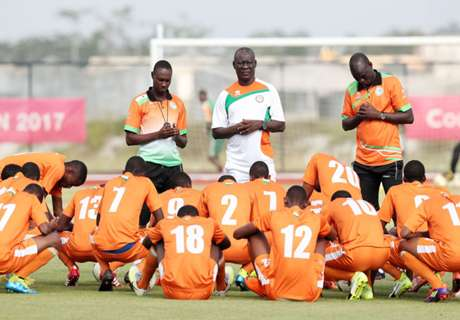 Niger eyeing Ghana scalp at Afcon
