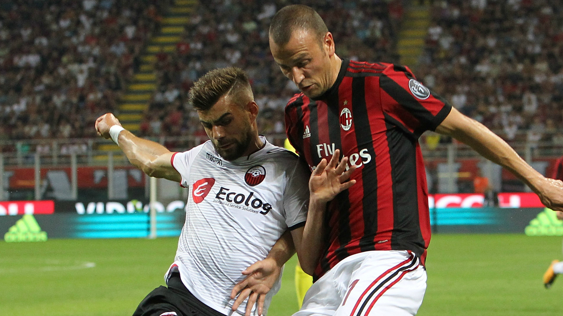 Antonelli Milan Europa League