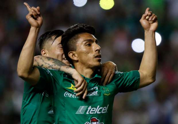 9a210efe261 Club Leon Liga MX record  Fellow surprise team Necaxa standing between La  Fiera and Mexican soccer win streak mark - Goal.com