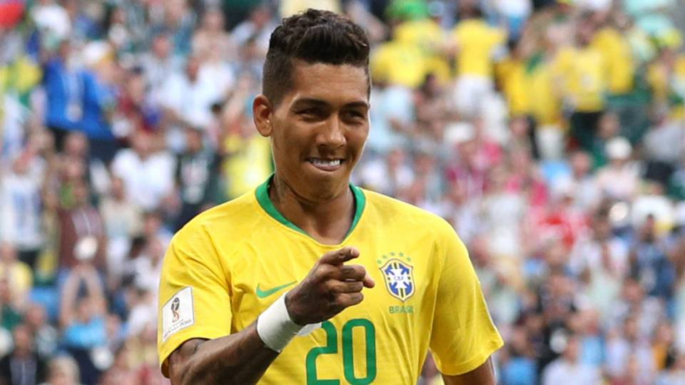 World Cup 2018: Why Firmino Will Bring The Best Out Of