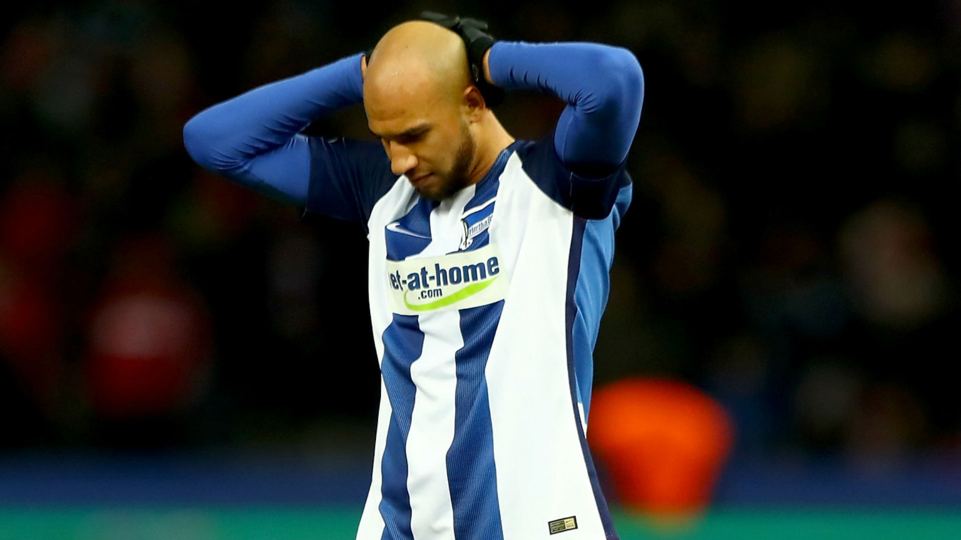 John Brooks Hertha BSC Bundesliga 021817