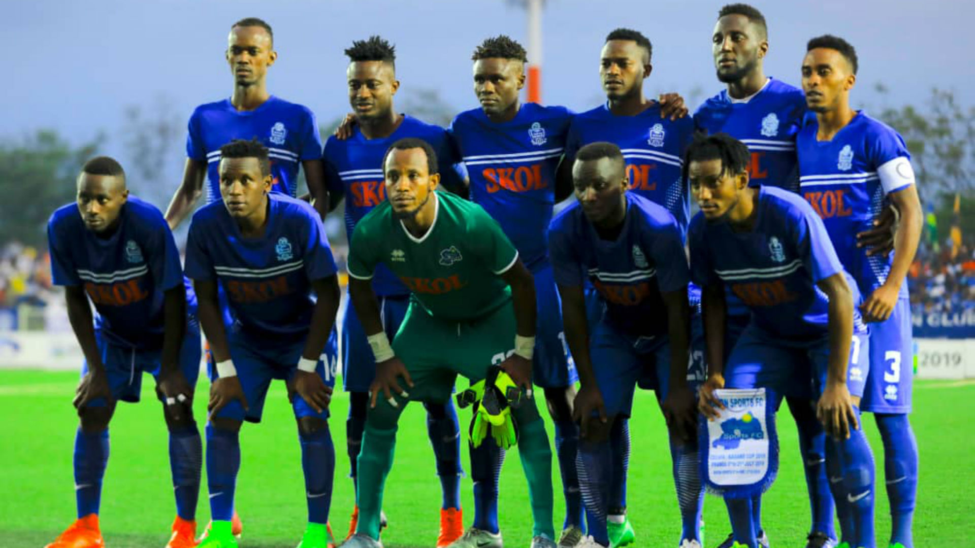 Cecafa Kagame Cup 2019: Rayon Sports must be clinical in front of goal - Olivier Ovambe
