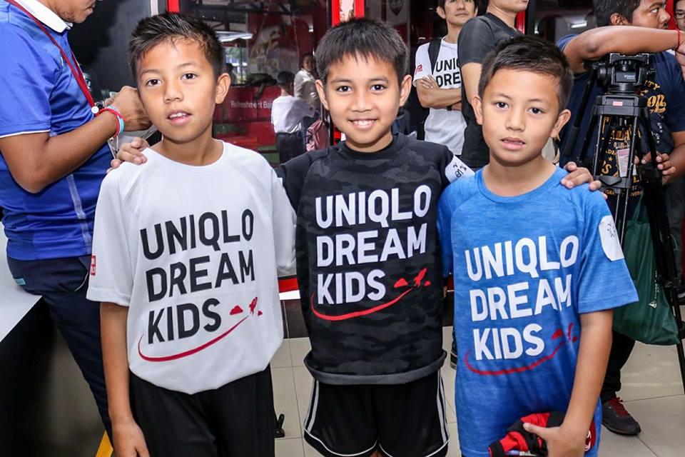 UNIQLO DREAM KIDS