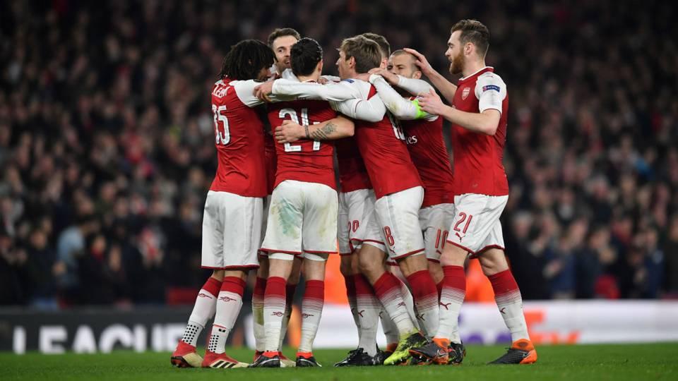 Arsenal Milan