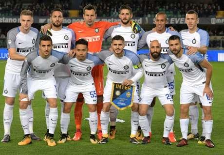 Inter da record: sesta volta con lo stesso 11
