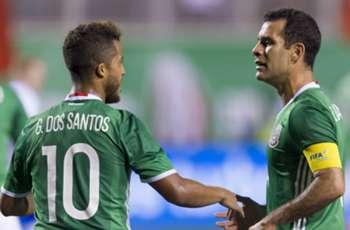 Osorio names preliminary roster featuring Rafa Marquez, Giovani dos Santos