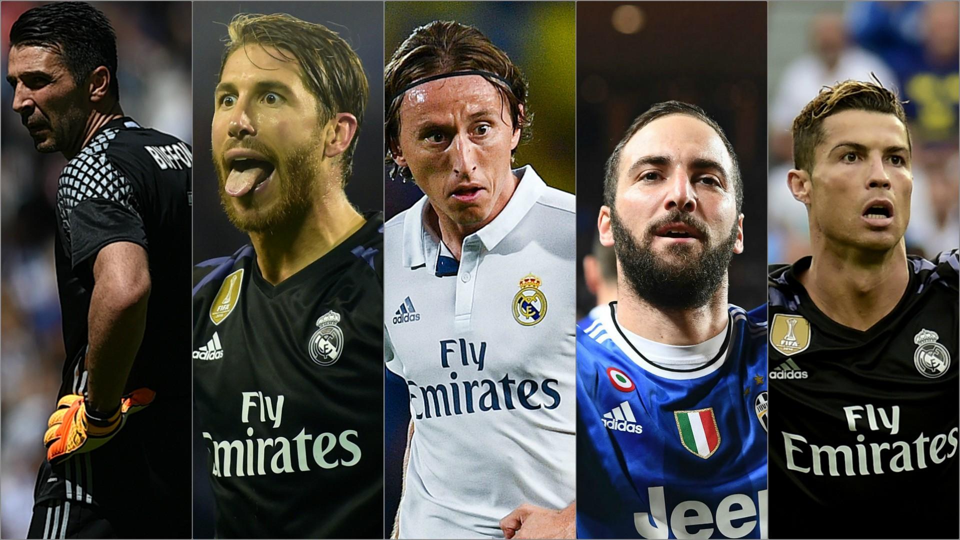 Le Real Madrid triomphe 4-1 contre la Juventus