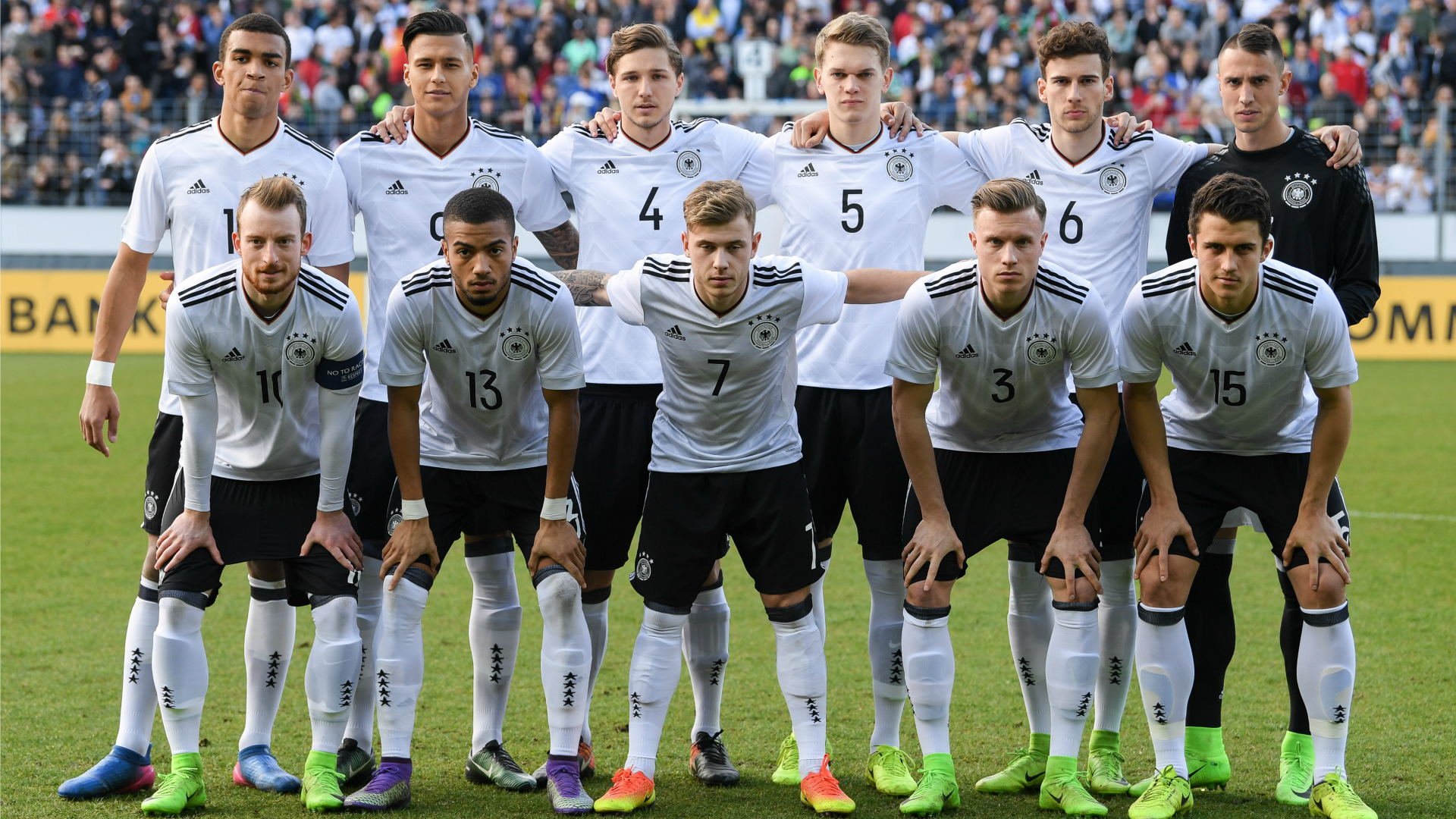 Germany routs San Marino to stay flawless in WCup qualifying