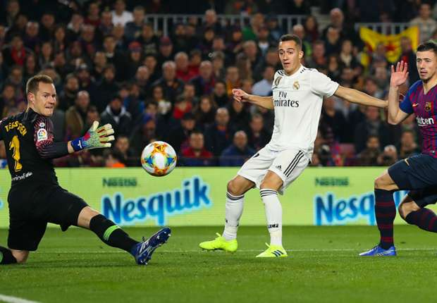 9367dd418c3 Real Madrid extend record away Clasico run - Goal.com
