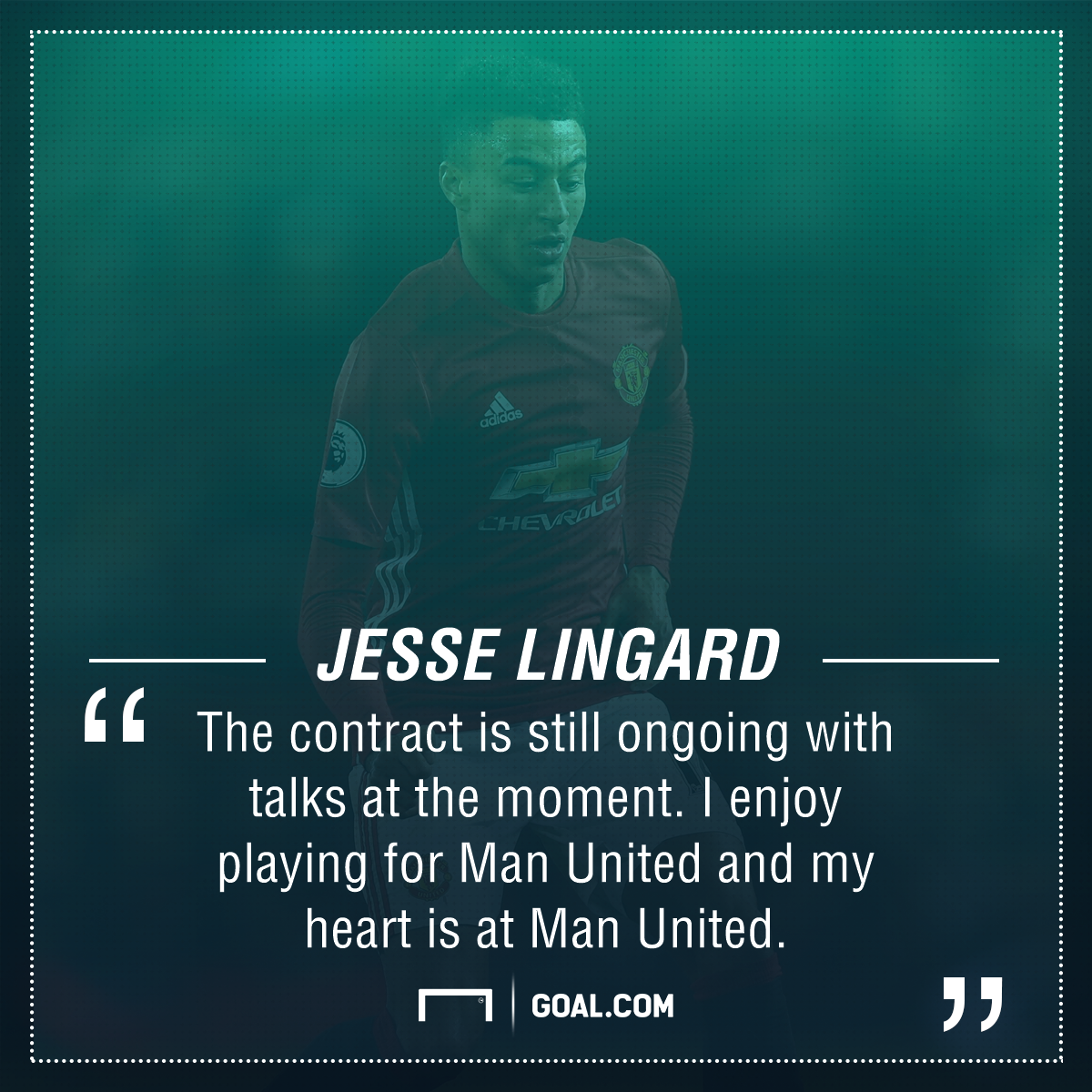 Lingard: My Heart Remains With United