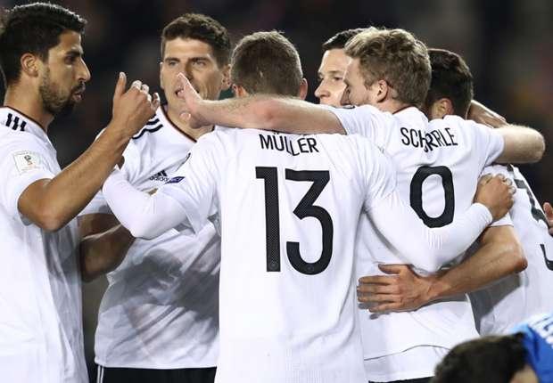 Azerbaycan 1 Almanya 4 Maç Özeti Ve Golleri 26 Mart