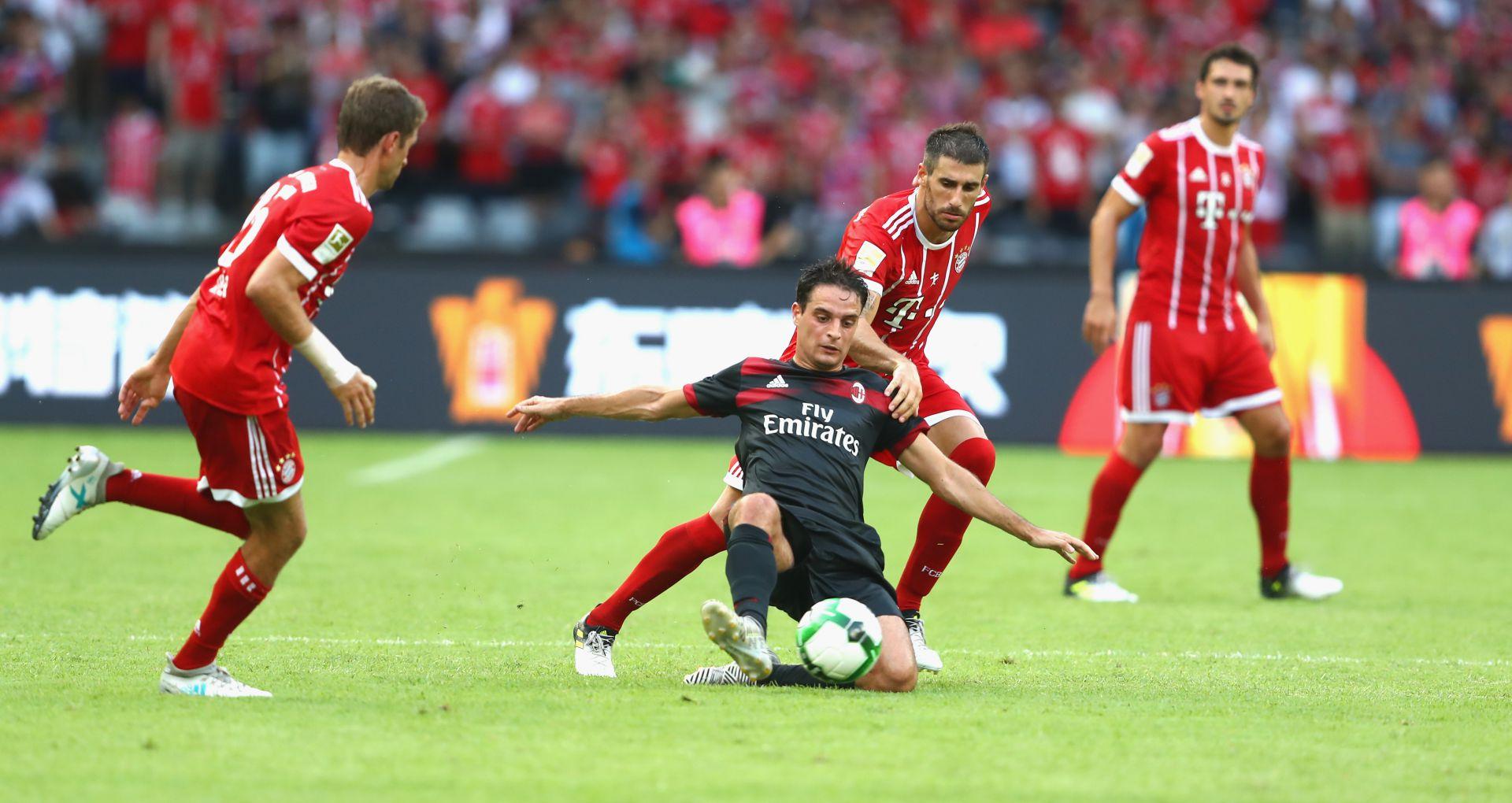 4-0 al Bayern y buena actuación de Musacchio