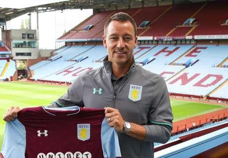 Terry Kapten Baru Aston Villa