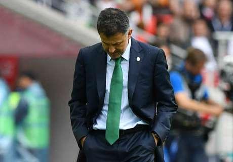 Osorio é suspenso por seis jogos