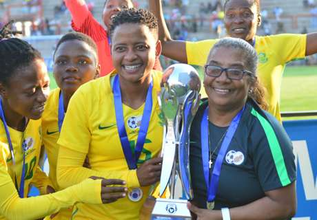 Banyana and Kgatlana nominated for Caf awards