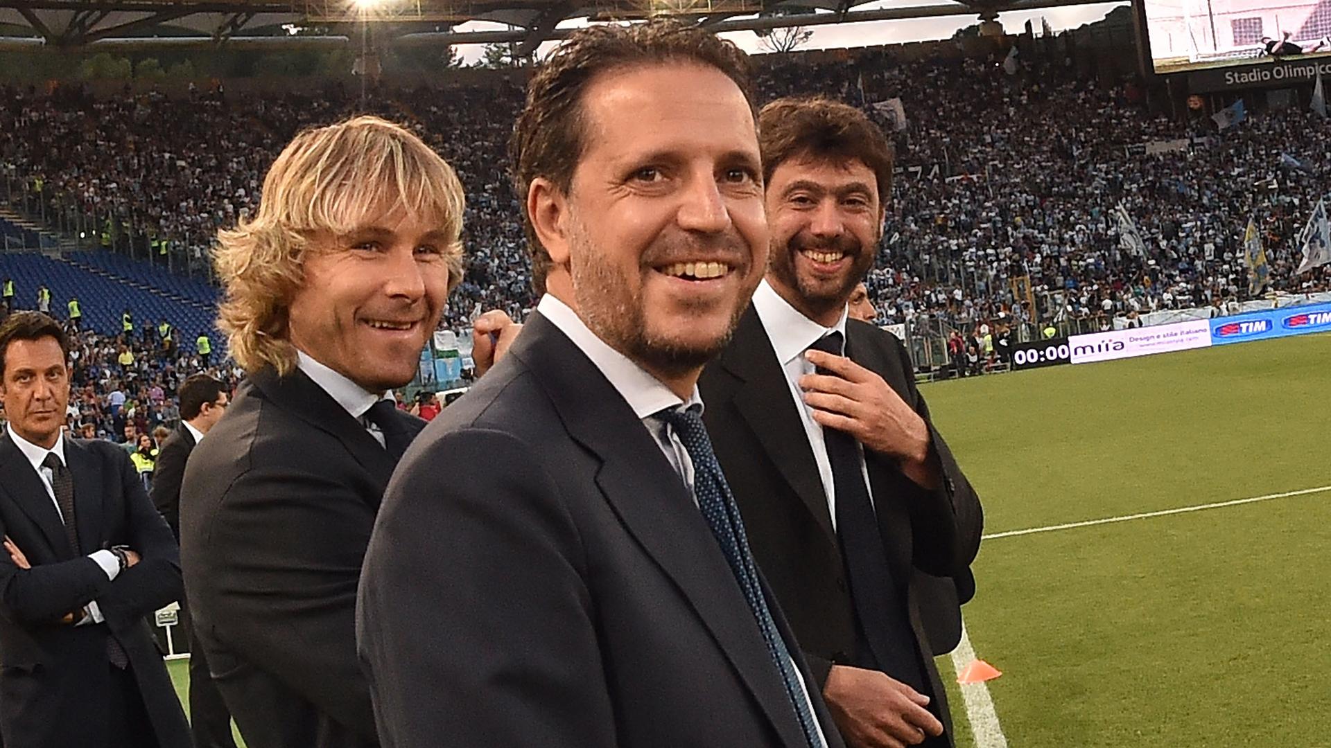 Andrea Agnelli Patriarci Nedved Juventus