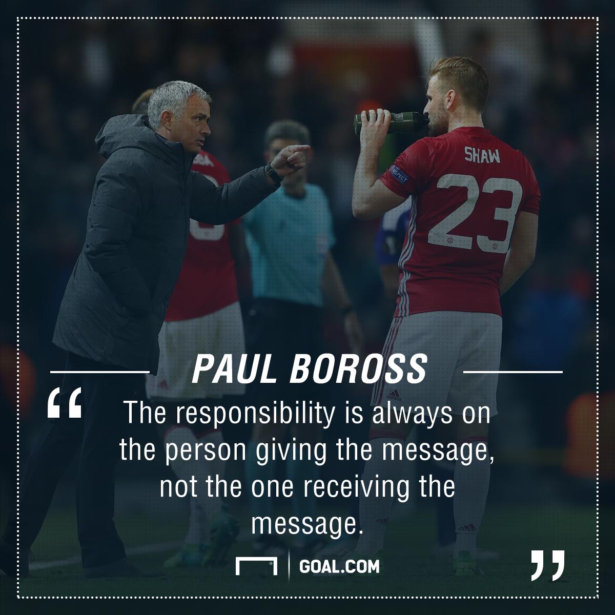 Paul Boross quote