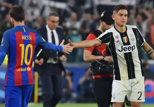 Now it's official: Messi-like Dybala is a global superstar
