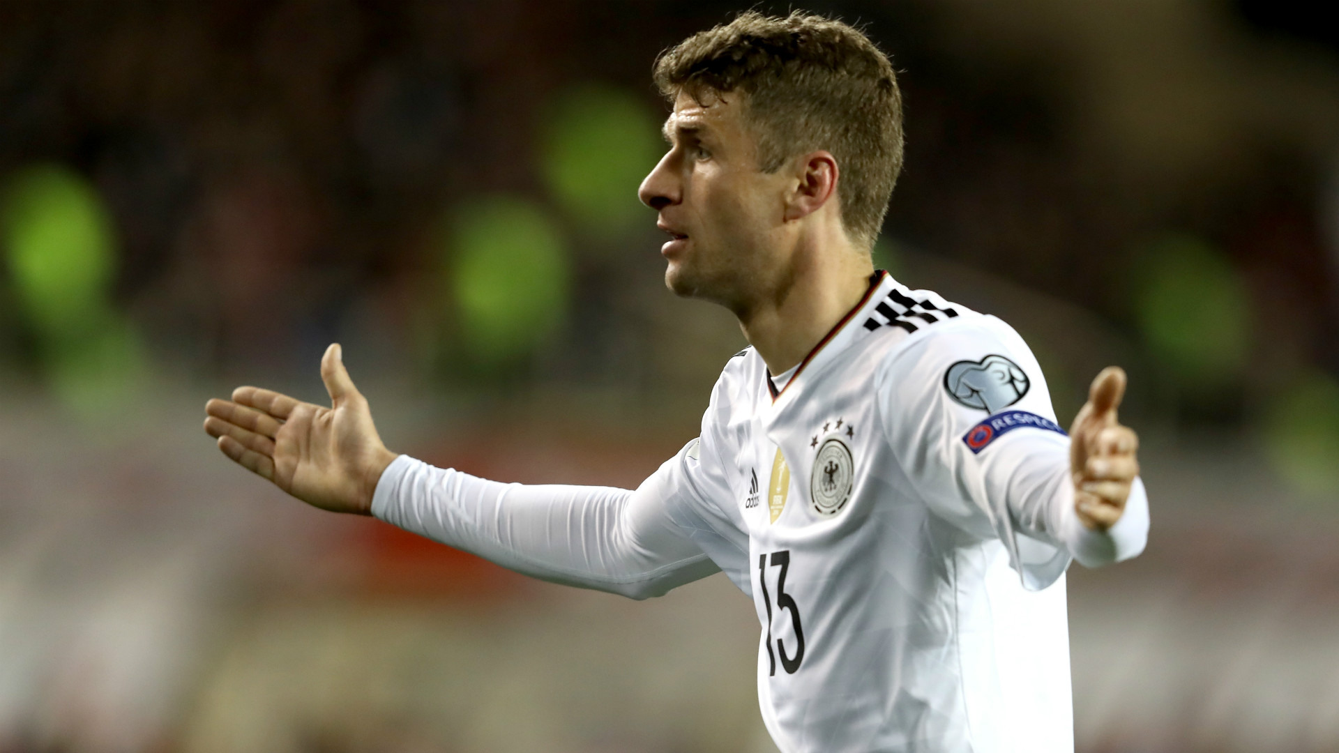 Thomas Muller Germany