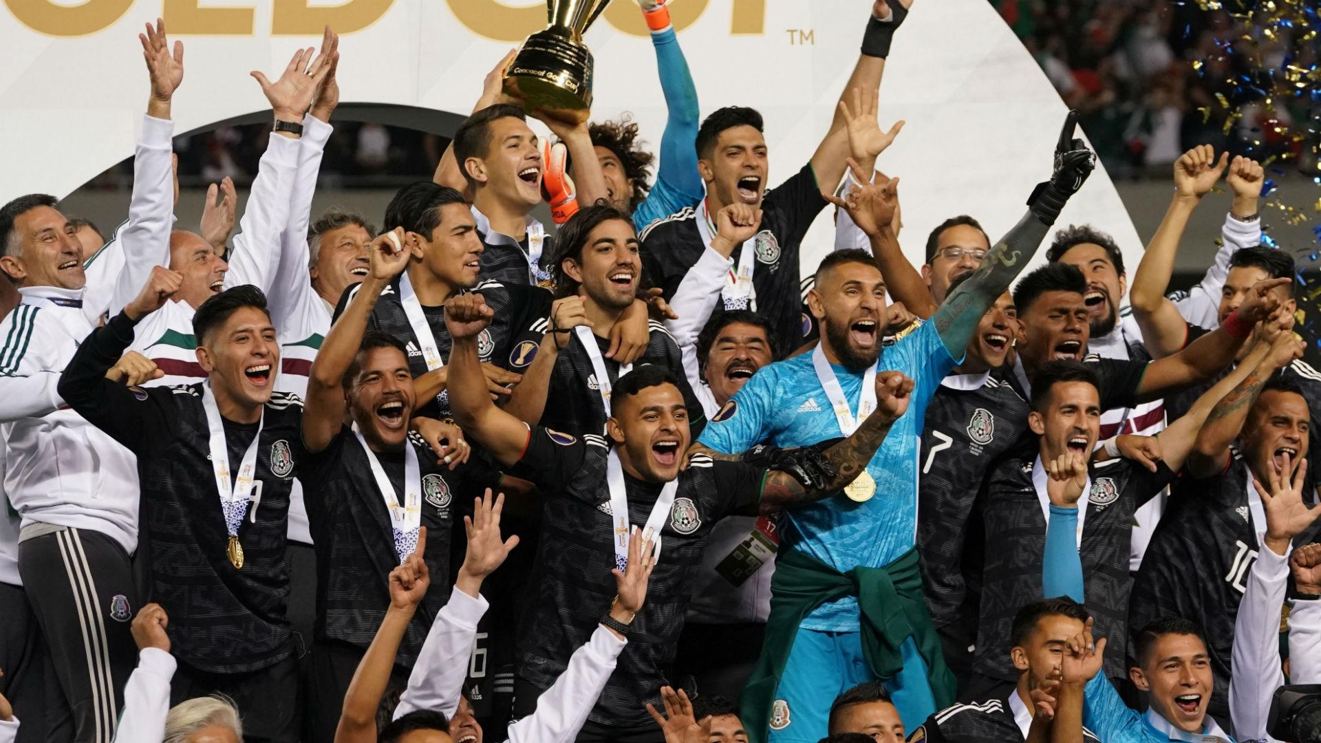 Gold Cup : le Mexique sacré champion après avoir battu les Etats-Unis