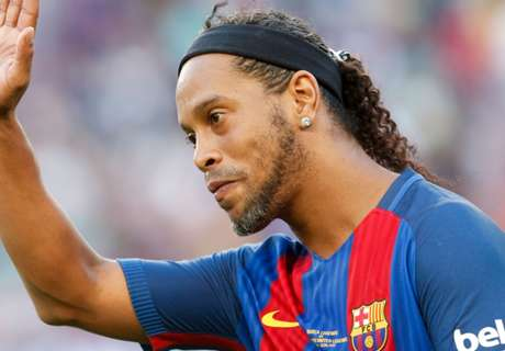 Ronaldinho's retirement confirmed by brother
