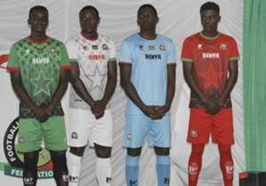 Football Kenya Federation on Monday penned a three-year kit deal with Mafro Sports Company for both national teams.