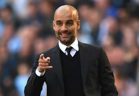 'Genius Pep two levels above at Bayern'