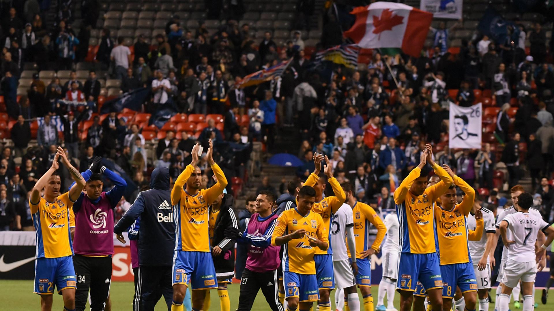 Tigres CONCACAF Champions League