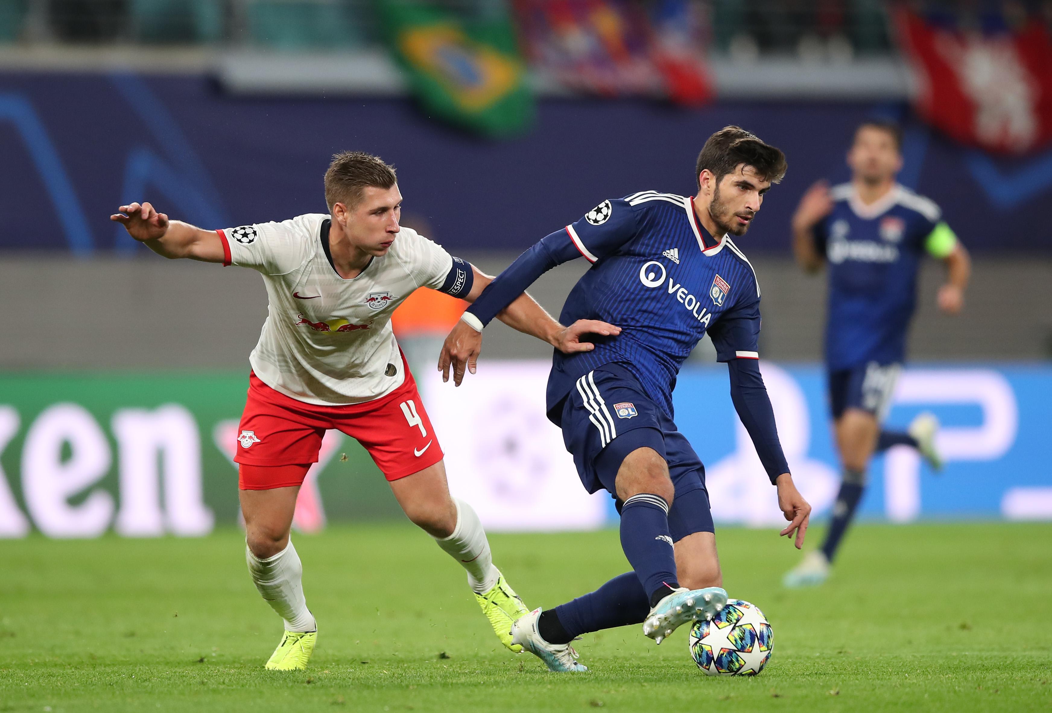 Ligue des champions - Lyon se relance à Leipzig (0-2)